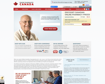 Online Pharmacies Canada Review | Online Drugstore With No Customer Reviews