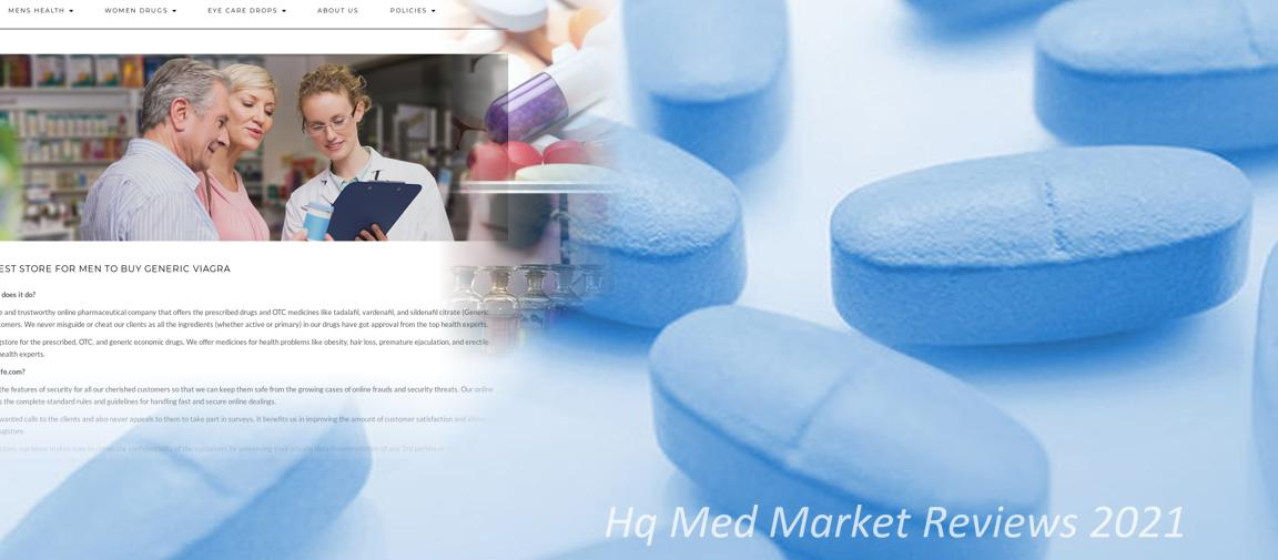 Hq Med Market Reviews 2021