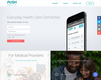 Push Health Review – A Free Pharmacy With No Credibility Informed