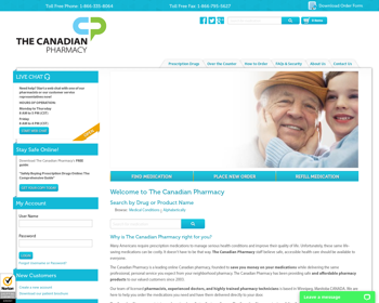 The Canadian Pharmacy Review – A Rogue Online Pharmacy